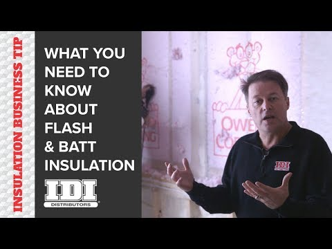 How to Apply Flash and Batt Insulation: Avoiding Condensation Problems