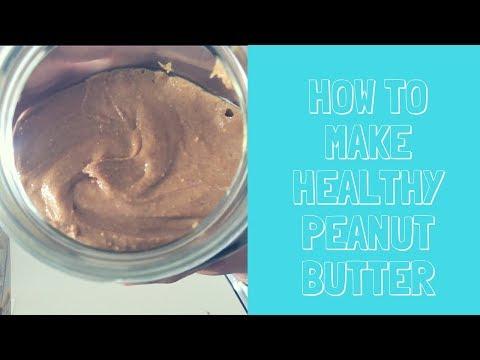 How to Soak, Dehydrate & make Peanut Butter in a Vitamix