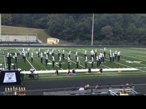Turner Ashby High School Marching Band- Sound, Shape, and Color