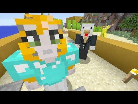 Minecraft Xbox - Ocean Den - Potato Challenge (62)