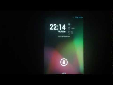 DashClock Widget - Lockscreen widget for Android 4.2 and above