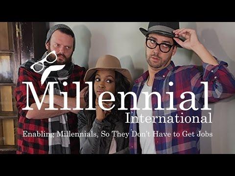 Millennial International: Sponsor a Millennial Today