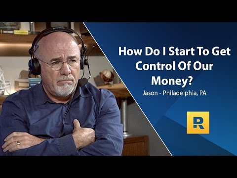 How Do I Start To Get Control Of Our Money?