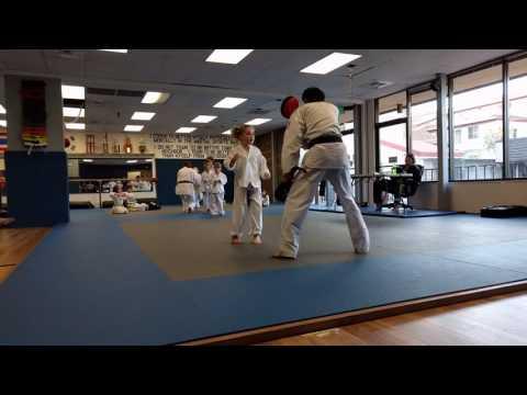 Tae Kwon Do Belt Test