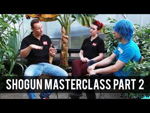 One Stop Road Trip: Masterclass in Shogun Nutrients - Part 2