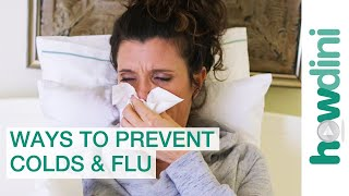 Top 5 Ways to Prevent the Flu or a Cold this Season