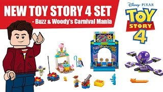 Lego Toy Story 4 Buzz And Woody S Carnival Mania Videos 9tube Tv