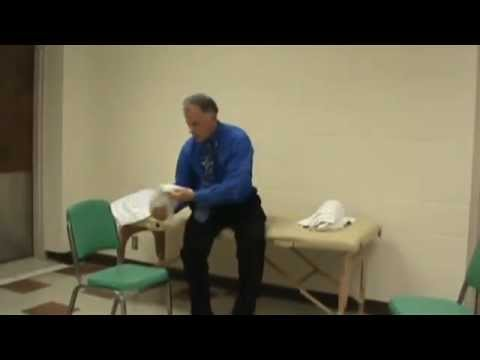 Total Knee Replacement: Top 3 Stretches for Straightening