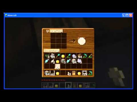 Minecraft- How to make Bone Meal