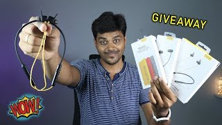 Realme Buds 2 , Buds Wireless , Powerbank 💥 Unboxing & Review 🔥 Giveaway