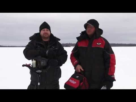 How to Break Down a Lake - Ice Fishing for Panfish