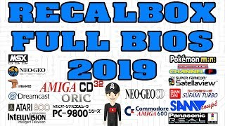 BIOS BATOCERA 5 23 - PACK FULL BIOS AMIGA 32CD NEOGEO CD 3DO