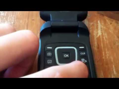 LG TRACFONE wireless flip phone review