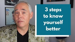 THREE STEPS TO KNOW YOURSELF BETTER - How To Ikigai
