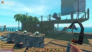 Live Stream RAFT - Game Sinh tồn trên biển ^^