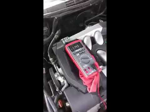 Honda map sensor testing with vacuum pump