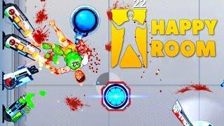 Happy Room - Brutal Destruction Fury! - Let