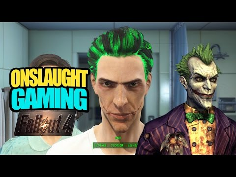 How to: The Joker in Fallout 4