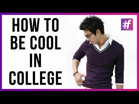 How to be cool in college? - #AakritiAnand
