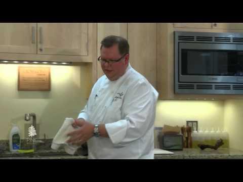 Upper Valley Chef: Todays Special - Cauliflower Steak