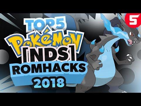 Top 5 Best Pokemon NDS Rom Hacks (2018)