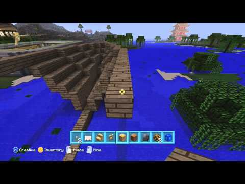 Minecraft Xbox 360 Let's Build - Ep.14 - Pirate Ship