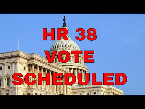 HR 38 National Concealed Carry Scheduled For House Vote