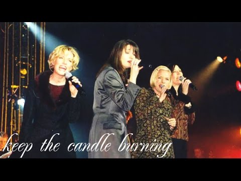 Point Of Grace: Keep The Candle Burning (Live)