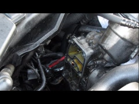 E46 Oil Filter Housing Gasket Replacement ( 323i, M52TU)