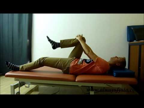 SI joint pain exercise: Increase mobility