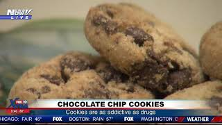 COOKIES = COCAINE: Study finds Chocolate Chip Cookies are ADDICTIVE like drugs