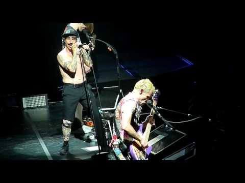 Red Hot Chili Peppers - By The Way - O2 Arena, London - December 2016