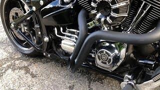 Harley-Davidson Different Models (Dealer visit 27 12 18
