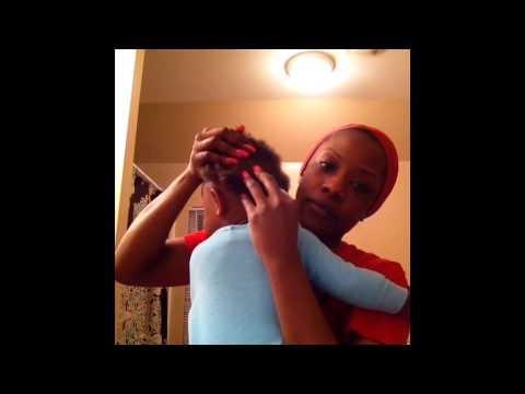 Baby Don't Be Bald (Morgan Hair Update II)