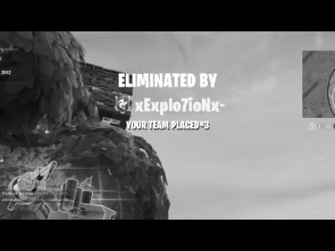 My Fornite Montage Of Me Getting Better...