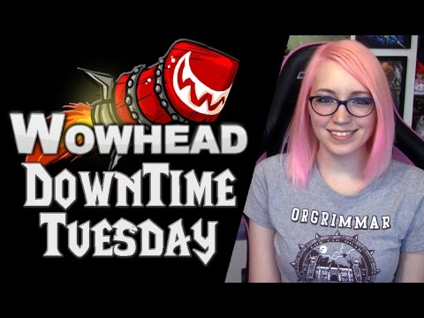 FLYING IN ALL OF THE PLACES | Wowhead Downtime Tuesday #20 | TradeChat