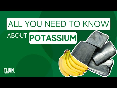 Potassium: Everything You Need to Know