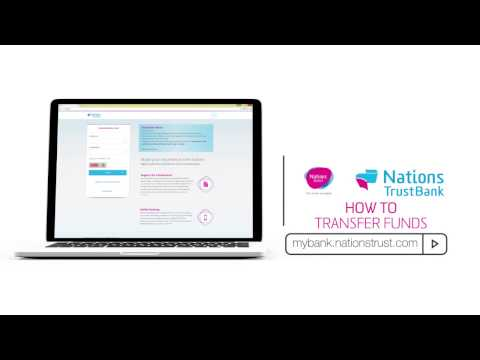 Nations Trust Bank Online Banking - Fund Transfers