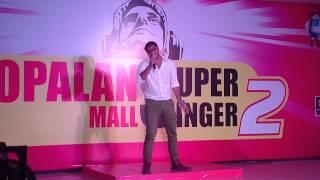 Tu Mile Dil Khile Live | Kumar Sanu | Criminal |  By Pratik Salgiya