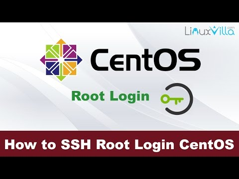 How to SSH Root Login to CentOS 7.2 VPS