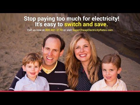 Houston Electricity Providers Comparison - Call 800-451-2170