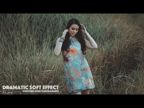 Dramatic Soft Color Effect | Photoshop CC Tutorial
