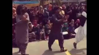 classical Balochi chaap