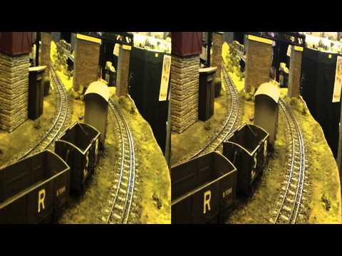 Model Trains at the NEC