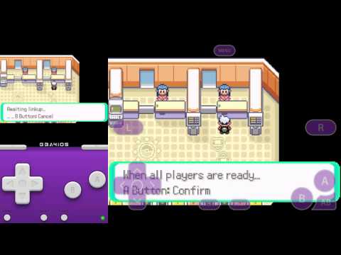 How To Set Up Trading/Battling On GBA4iOS 2.1