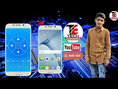 How to control one android with another android without root in hindi 2018
