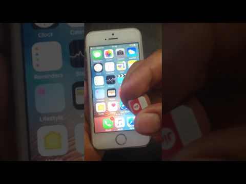 How to Activate Reliance Jio Sim 4G LTE in iphone 5/5s in Just 1 min -Amazing trick- Really work