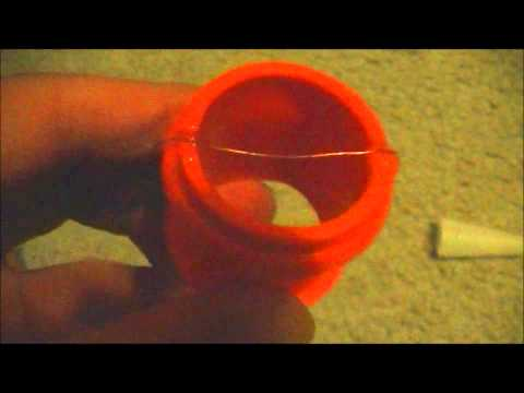 NERF How to make a nerf scope.