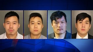 4 plead guilty to manslaughter in fraternity brothers hazing death