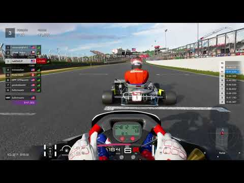 Gran Turismo®SPORT - Nations Cup @ Brands Hatch Indy - Go-Kart - Pre-Season 1 Round 2